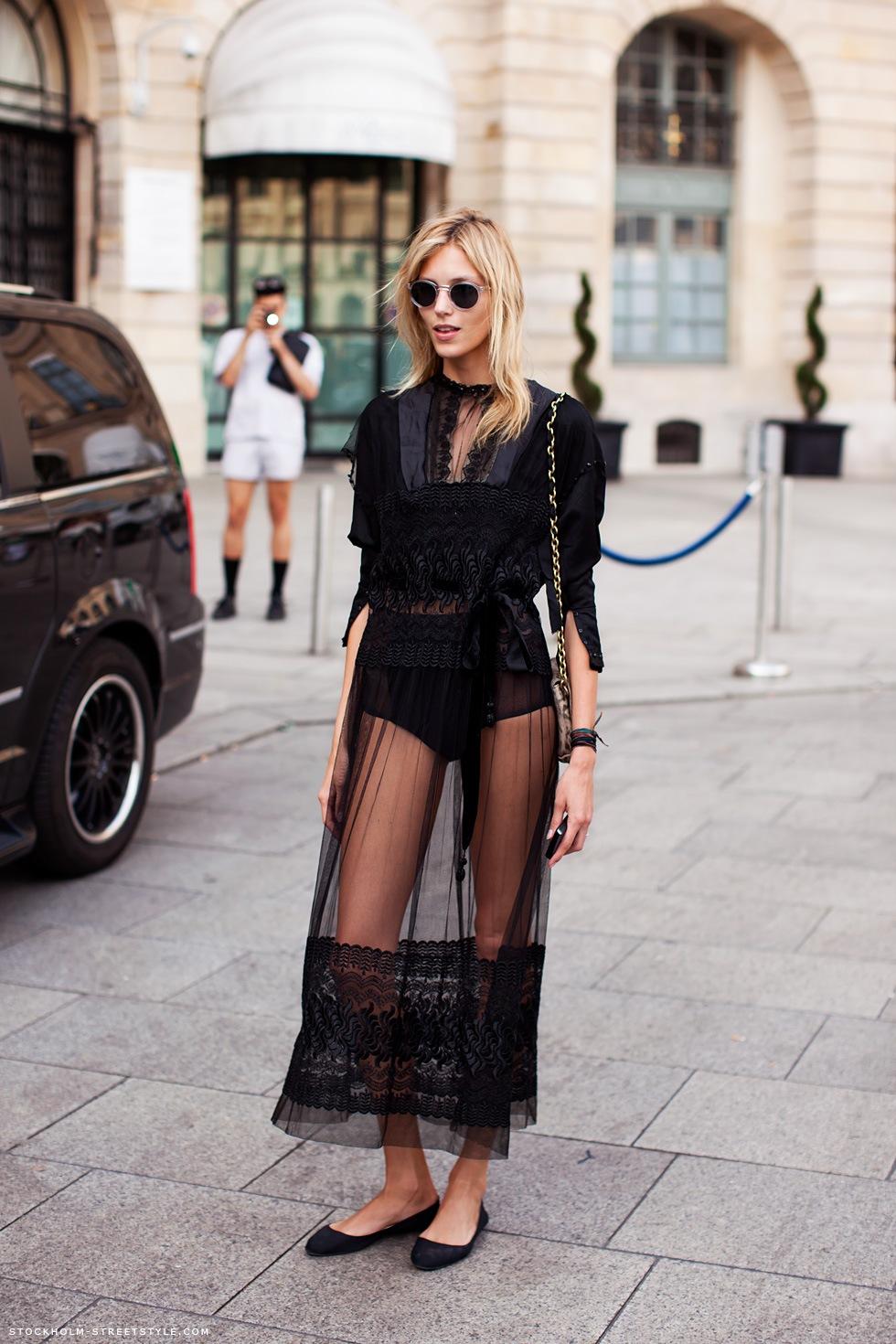 Pocketful Of Fashion Inspiration Stockholm Streetstyle