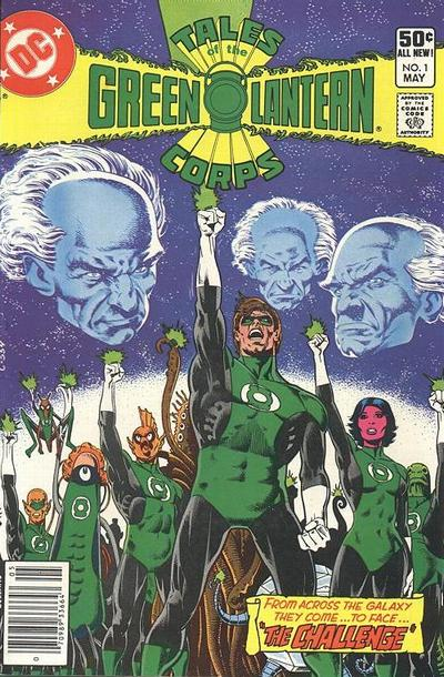Green lantern corps comic cover - photo#4