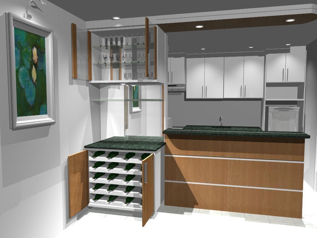 Ajs Móveis Planejados: Cozinhas em MDF #64472C 1024 768