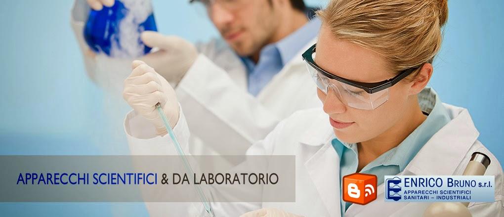 ENRICO BRUNO APPARECCHI SCIENTIFICI