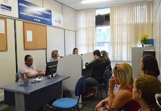 Atendimento na agência de emprego acontece de segunda a sexta, das 8h30 às 16h