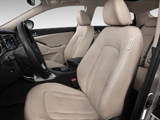 Pictures of 2013 Kia Optima Interior