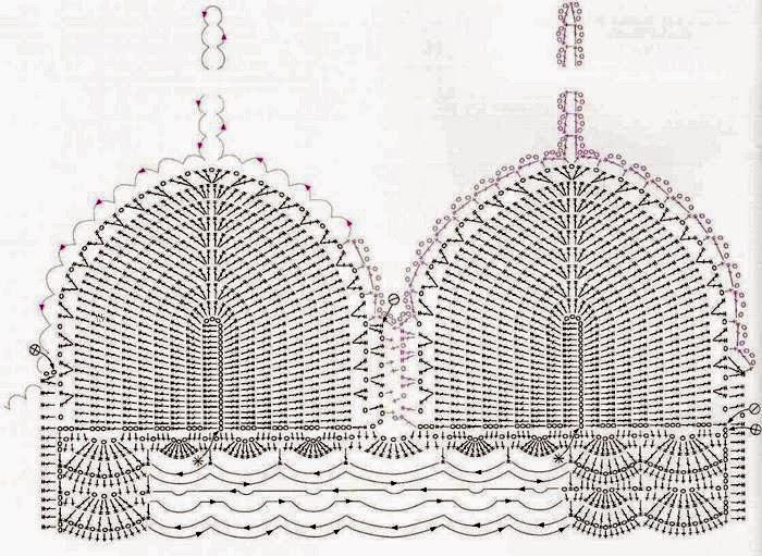 Вязание крючком виды вязания 93