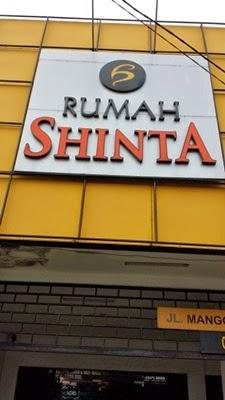 Restoran Grand Sederhanabintaro, Rumah Shinta, WTC Mangga Dua