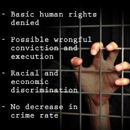 essay against capital punishment