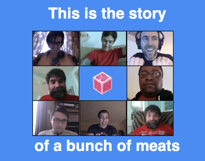 Meatspace, A World Of Animated Gifs, Human Robots And The Ephemerality Of Snapchat-Like Apps