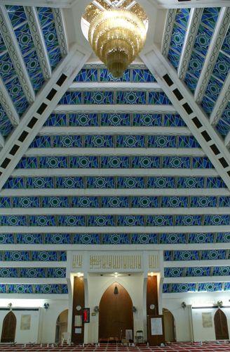 Unik, Masjid Ini Berbentuk Seperti Piramida Mesir !! [ www.BlogApaAja.com ]