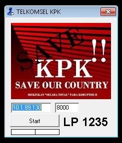 Inject Telkomsel KPK 15 Oktober 2015