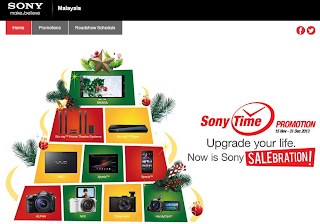 SONY YEAR END SALE