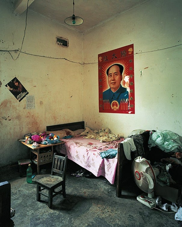 16 Children & Their Bedrooms From Around the World - Dong, 9, Yunnan, China - Dong's Bed