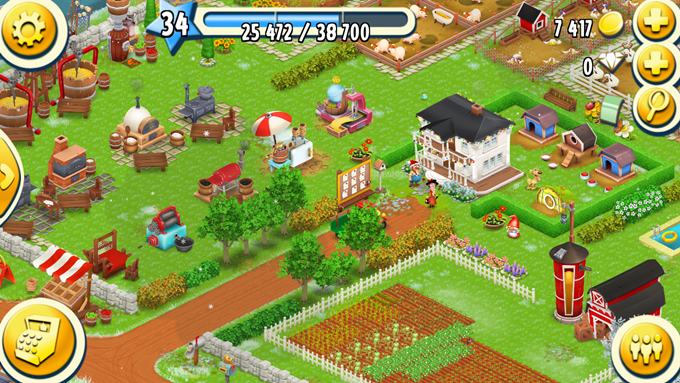 hay day minha fazenda