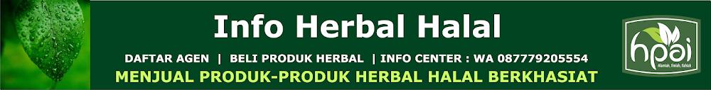 Info Herbal Halal