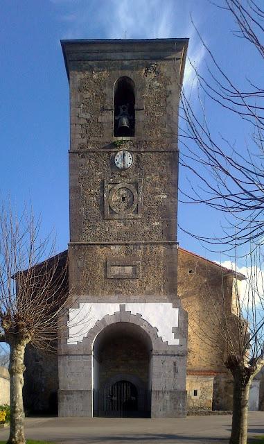 Iglesia de San Pedro de Solorzano