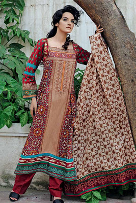 Gul Ahmed new winter collection