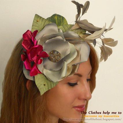 Hair Headbands Accessories Fashion Trends 2012 Latest