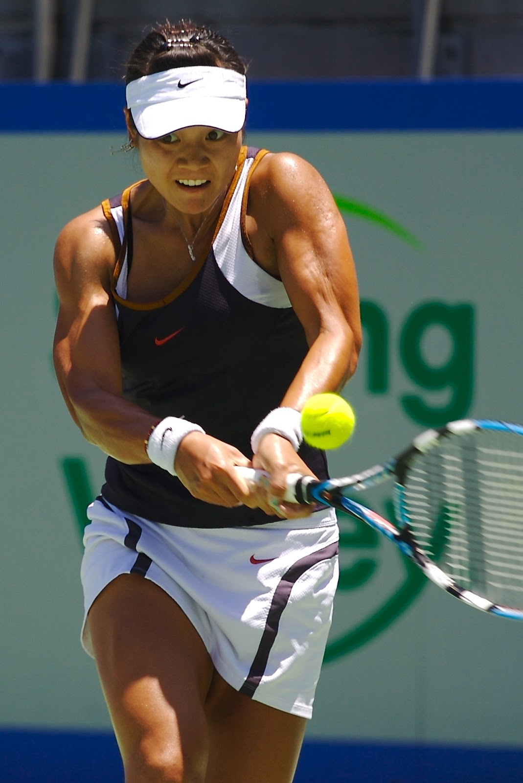 Li Na Chinese Tennis Player