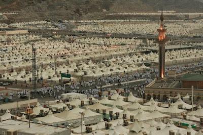 rifugiati tende arabia saudita