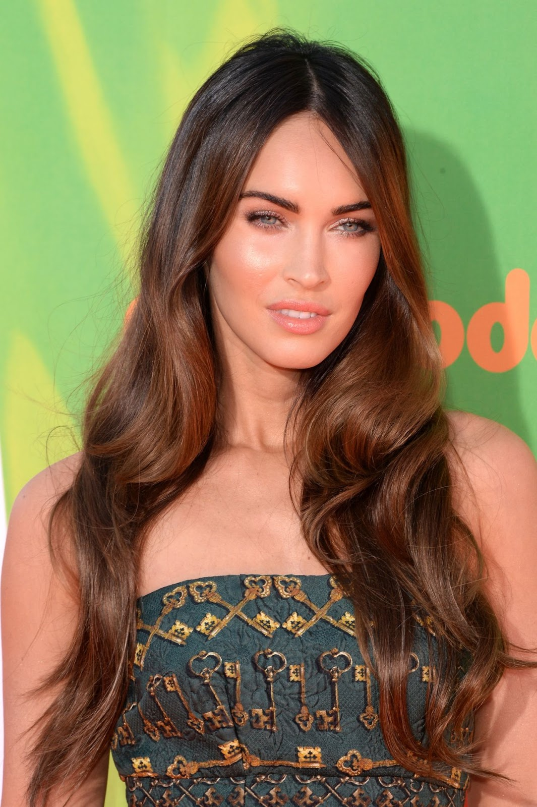 Megan Fox at the Kids Choice Sports Awards - Photos
