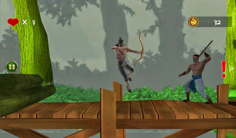 andriod game Kingdom Run graphics