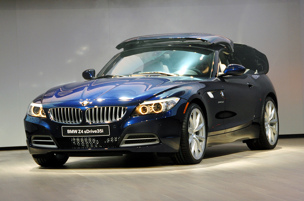 2012 Bmw Z4 Car Top Of Design Trend