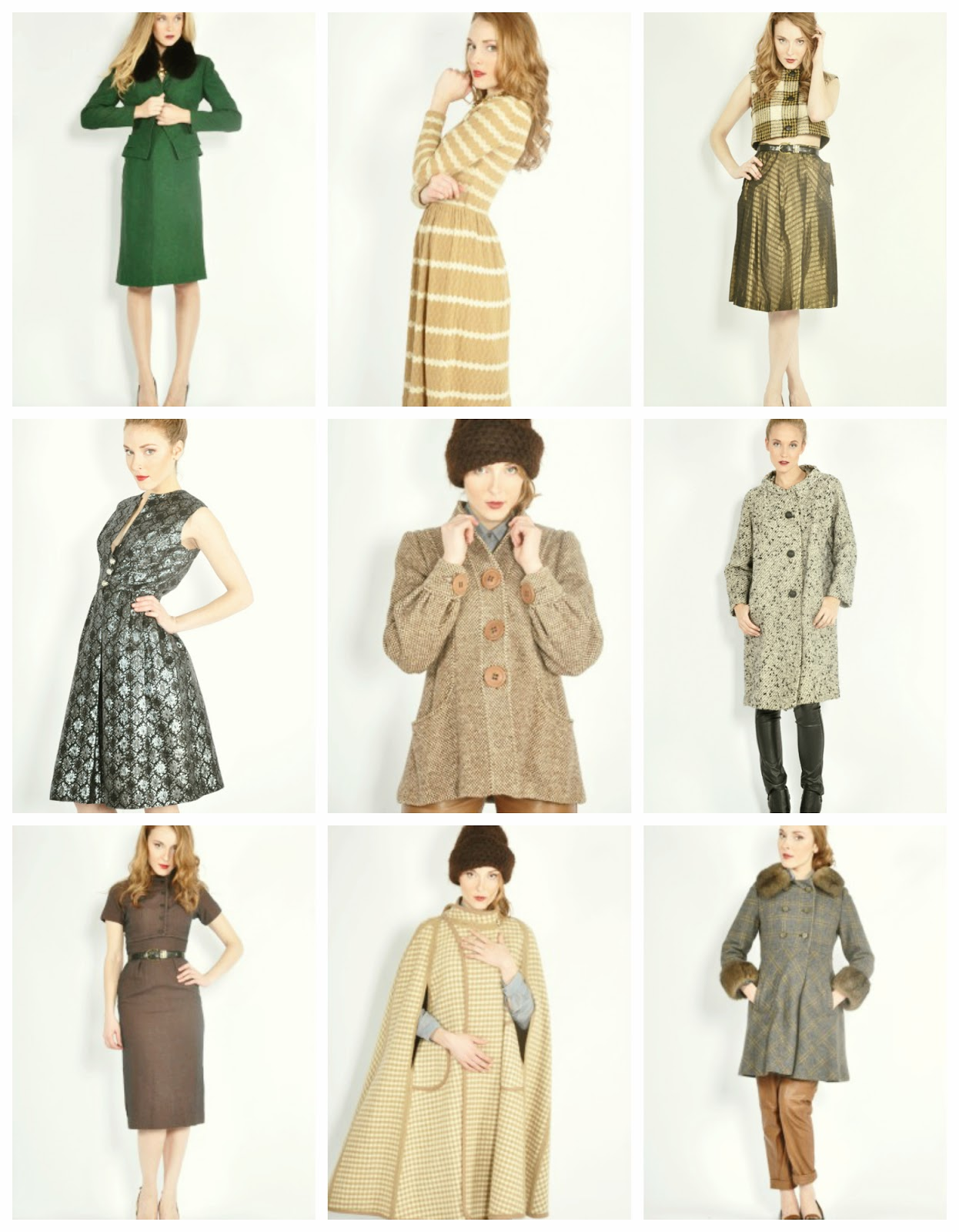 Online Vintage Clothing Stores