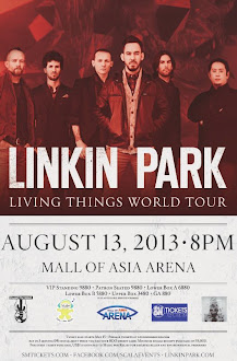 Linkin Park Live in Manila 2013