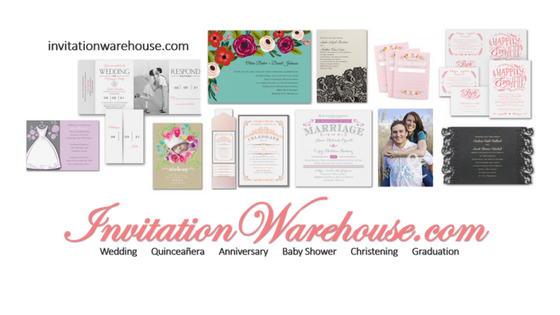 INVITATION WAREHOUSE