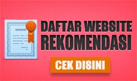 Website Rekomendasi