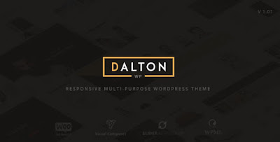 Download Dalton Clean Responsive MultiPurpose WordPress Theme