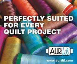 I heart Aurifil thread...do you???