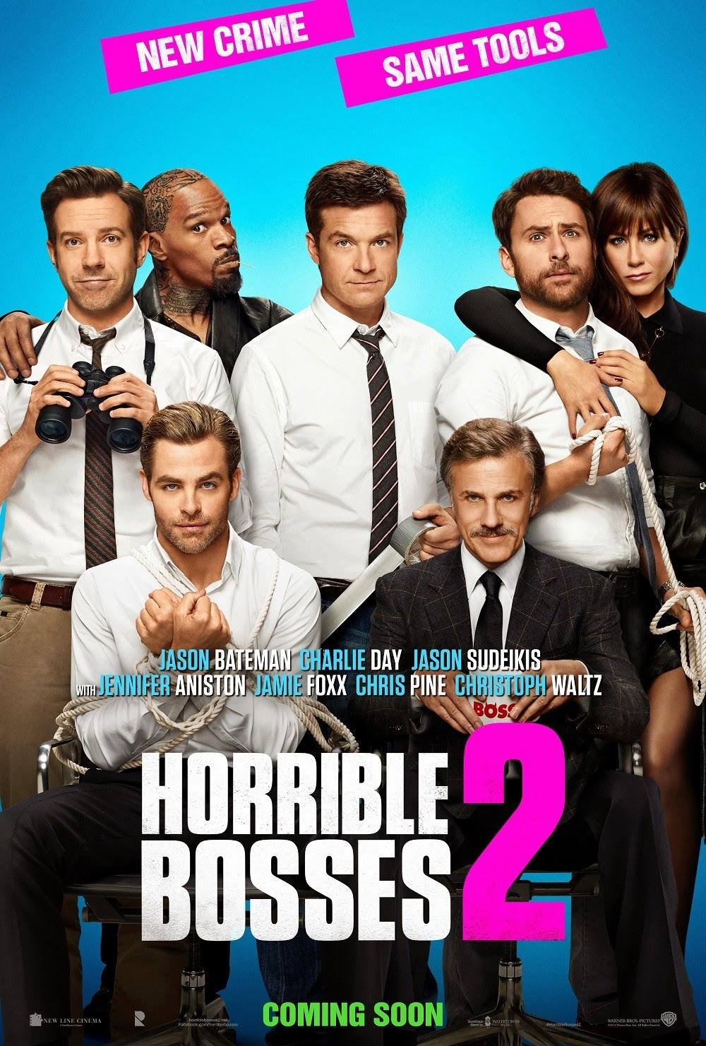Horrible Bosses 2 2014