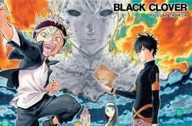 Black Clover Mangá 022 - Leitura Online