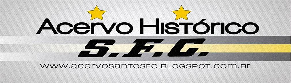 Acervo Histórico do Santos Futebol Clube