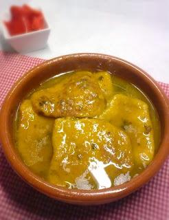 Filetes de Soja a  la Cazuela.