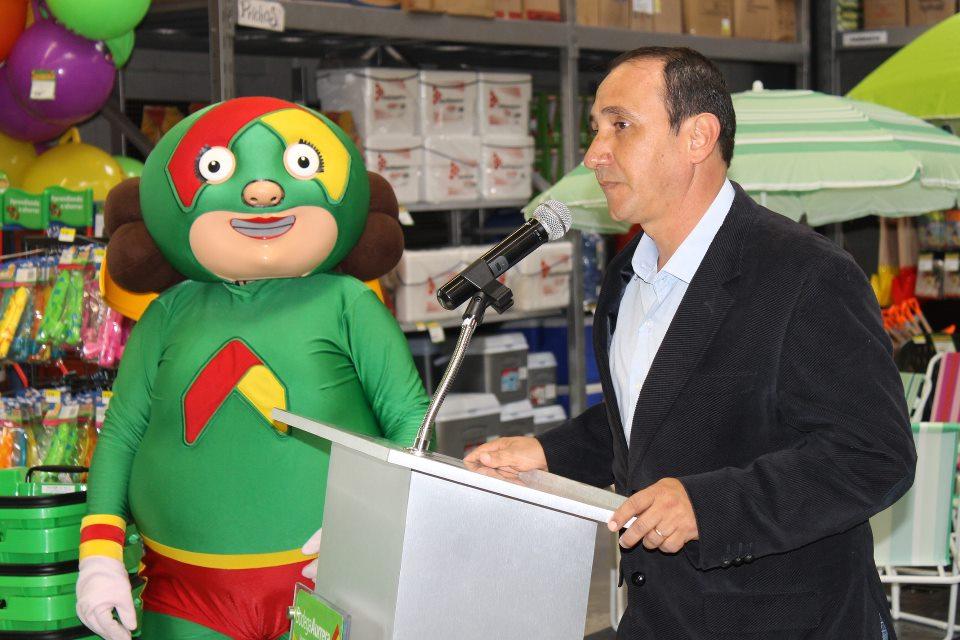 "Elox Noticias: INAUGURAN EN COATEPEC NUEVA ""BODEGA AURRERA"""