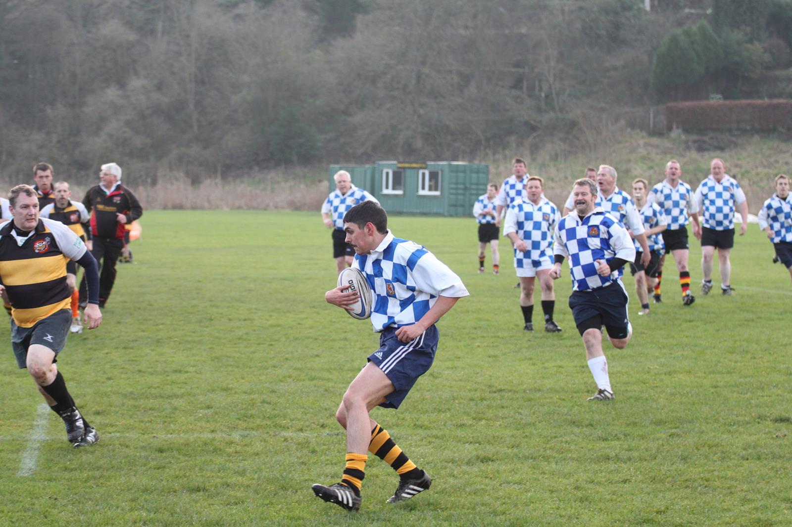 Bingley Rugby Club Function Room