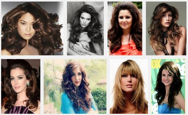 Voluminous Hair hairstyle