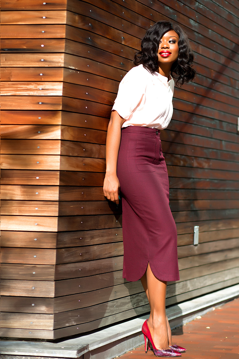fall work outfit, www.jadore-fashion.com