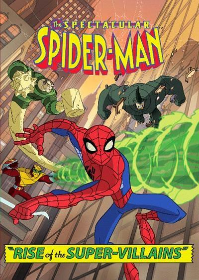 Capitulos de: El espectacular Spider-Man