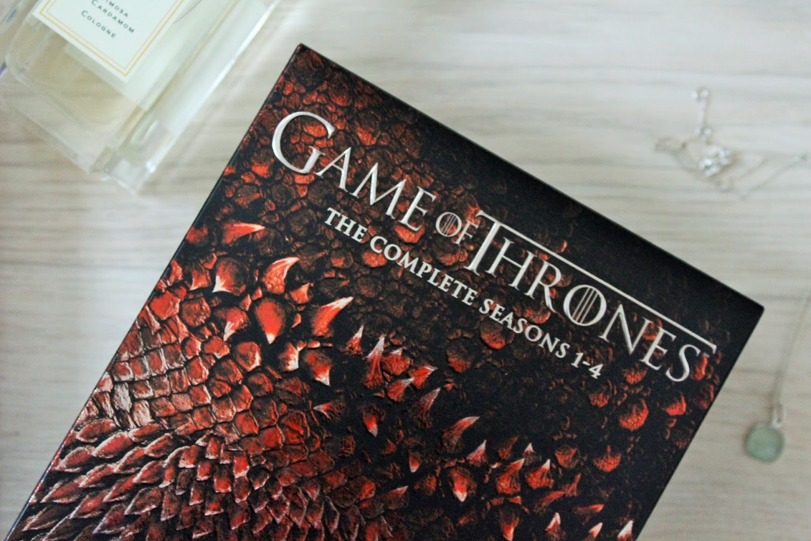 Game of Thrones Box Set - Seasons 1-4