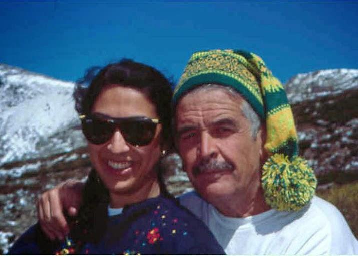 1993, el gorro que me hizo Yolanda, Yolanda y yo