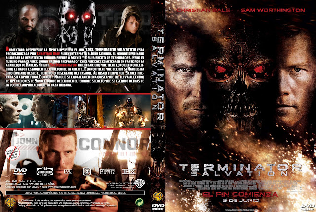 Terminator Salvation - MP4 - Formato PlayStation 3