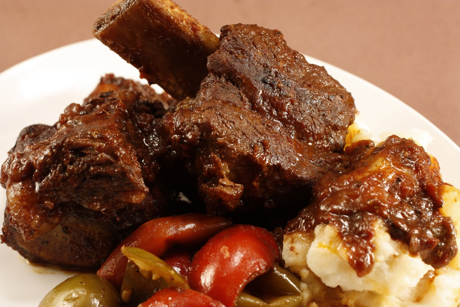 Kitchen Tapestry: Slow Cooked Beef Short Ribs