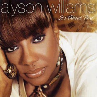 ALYSON WILLIAMS - IT\'S ABOUT TIME (2004)