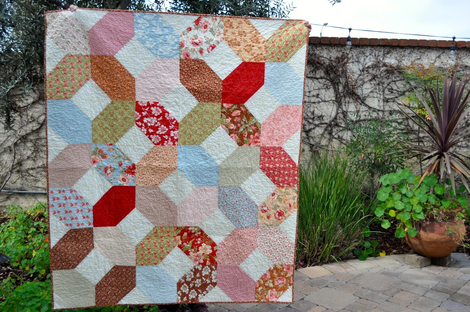 Random Thoughtsdo Or Di Birthday Hugs And Kisses A Quilt