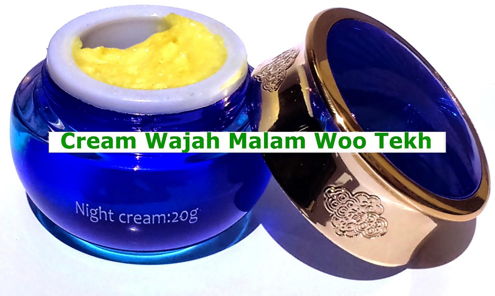 Cream Pemutih Wajah Yang Bagus Dan Aman