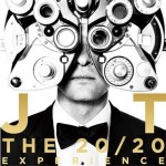 Capa do álbum Justin Timberlake – The 20/20 Experience (2013)