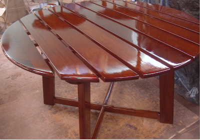 Decoraciones manualidades en madera acabados y decorados for Laca al agua para muebles