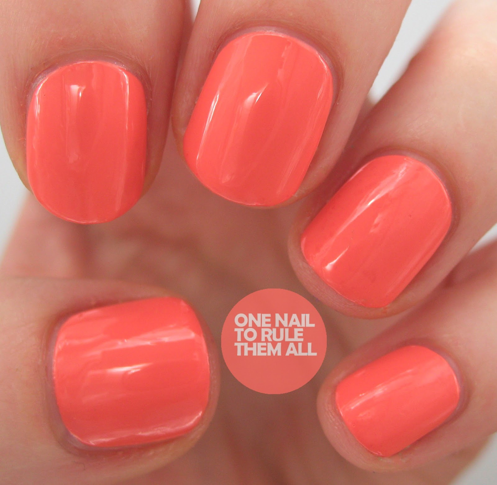 Finger Nail Paint: One Nail To Rule Them All: New Barry M Gelly Nail Paint