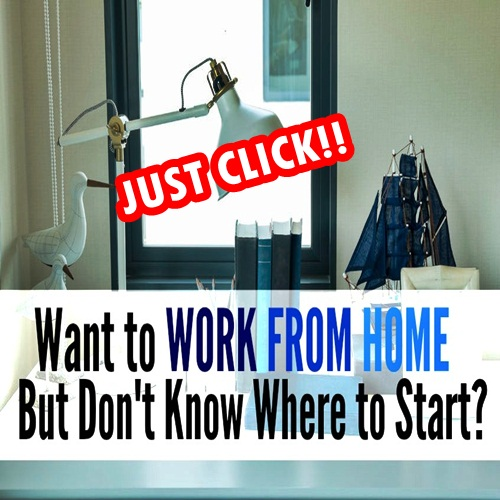 Want to work at Home